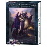 Dragon Sanctuary Jigsaw Puzzle