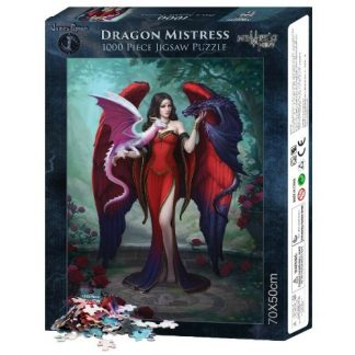 Dragon Mistress Jigsaw Puzzle