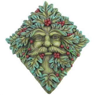 Berry Beard Tree Spirit Plaque