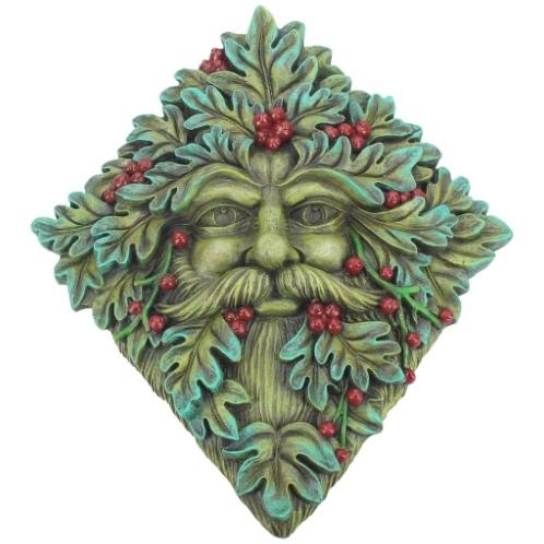 Berry Beard Tree Spirit Plaque