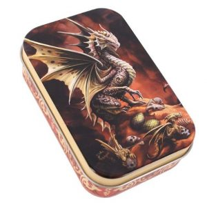 Desert Dragon Tin