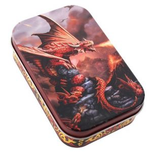Fire Dragon Tin
