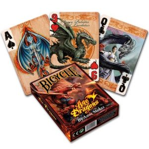 Anne Stokes Age of Dragons Playing Cards