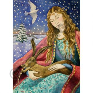 Peace at Yule Card