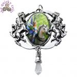 Realm of Enchantment Cameo Pendant