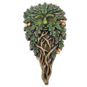 All Seeing Oak Tree Spirit Plaque