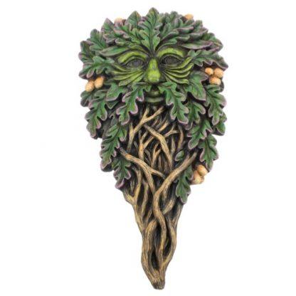 All Seeing Oak Tree Spirit Plaque