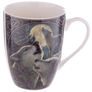 Wolf Song Mug