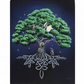 Tree of Life Canvas Picture
