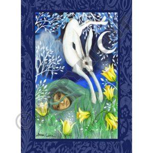 Ostara Card