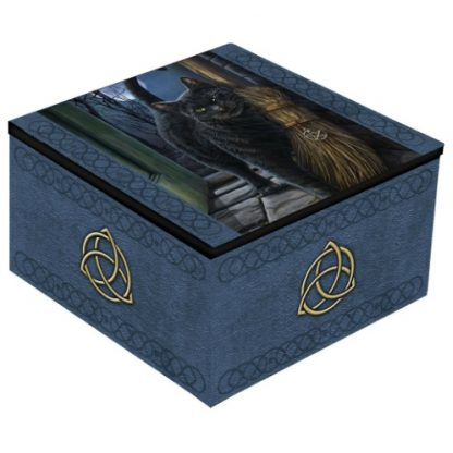 A Brush With Magick Mirror Box