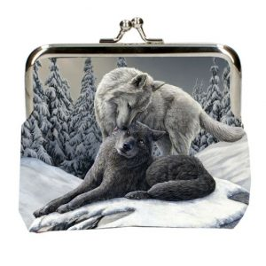 Snow Kisses Coin Purse