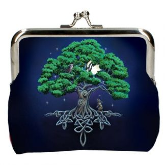 Tree of Life Coin Purse