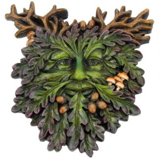 Autumns Reflection Tree Spirit Plaque