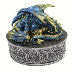Cobalt Dragon Relic Box