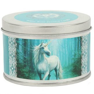 Forest Unicorn Candle