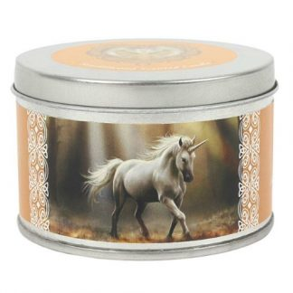 Glimpse of a Unicorn Candle