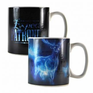 Patronus Heat Changing Mug