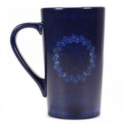 Enchantment Heat Changing Latte Mug
