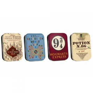Harry Potter Timeless Tins