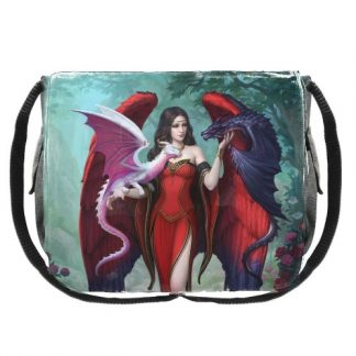 Dragon Mistress Messenger Bag