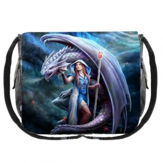 Dragon Mage Messenger Bag