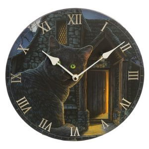 What Lies Within Clock