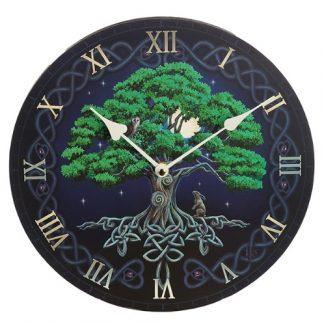 Tree of Life Clock