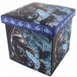 Rock Dragon Storage Box