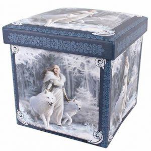 Winter Guardians Storage Box