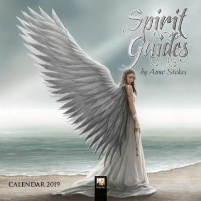 Spirit Guides Mini Anne Stokes Calendar 2019