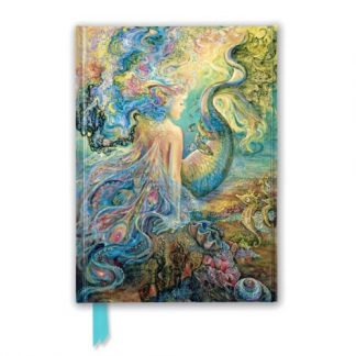 Mer Fairy Foiled Journal