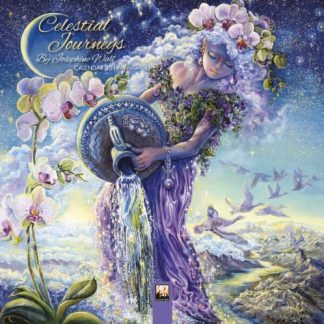 Celestial Journeys Mini Josephine Wall Calendar 2019