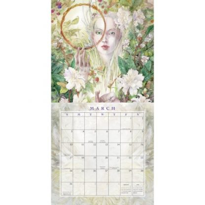 Shadowscapes Calendar 2019 March