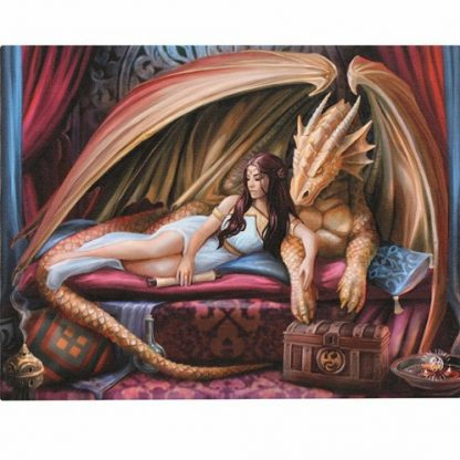 Inner Sanctum Canvas Picture