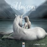 Unicorns by Anne Stokes Calendar 2019