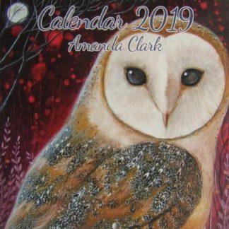 Amanda Clark Calendar 2019