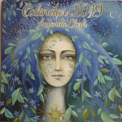 Amanda Clark Seasons Calendar 2019