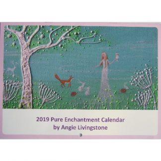 Angie Livingstone Calendar 2019