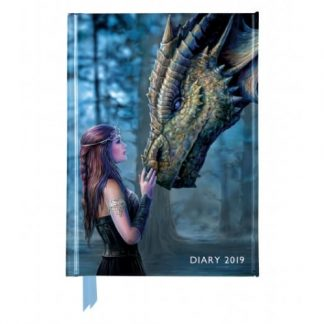 Anne Stokes Pocket Diary 2019