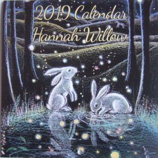 Hannah Willow Calendar 2019
