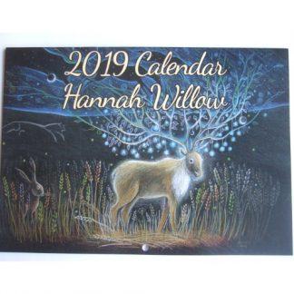 Hannah Willow Pagan Calendar 2019