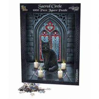 Sacred Circle Jigsaw Puzzle