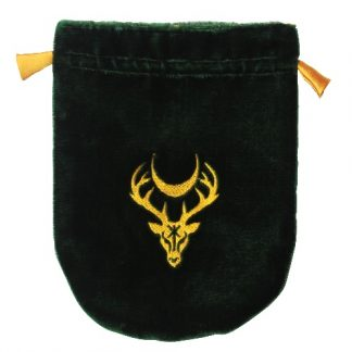Stag Moon Tarot Bag