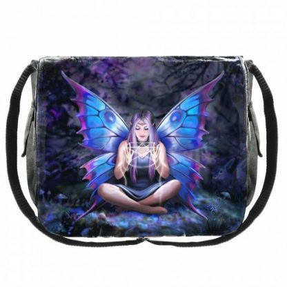 Spell Weaver Messenger Bag