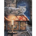 Keeper of Secrets Canvas Picture