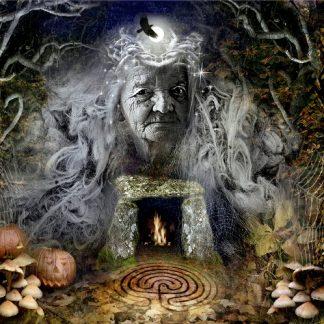 Samhain Goddess Card