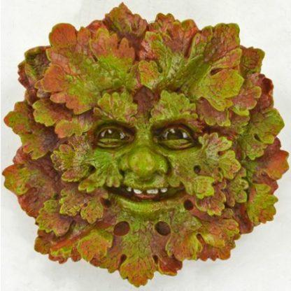 Woodknot Green Man Plaque