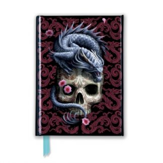 Oriental Dragon Foiled Pocket Journal