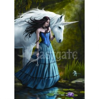 Enchanted Pool Card